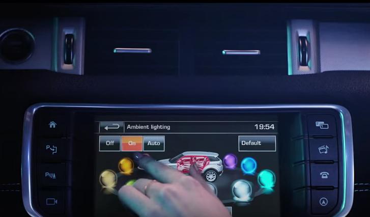 Range Rover Sport 2016 Interior Lights Floors Doors